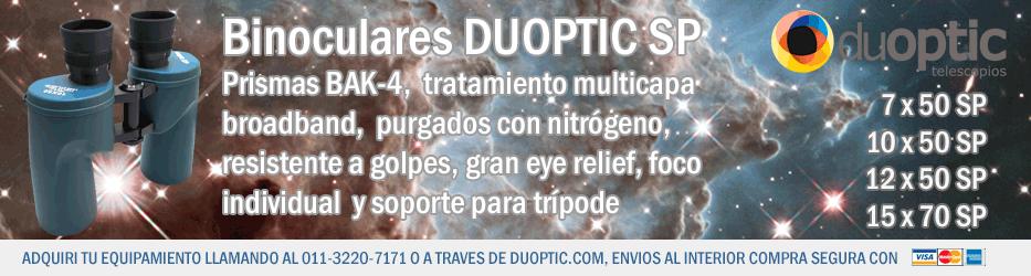 Duoptic SP Binoculares