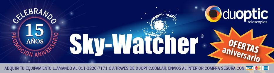 Celebrando el 15 Aniversario de Sky-Watcher