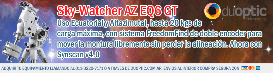 Sky-Watcher AZEQ6 GT