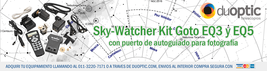 Sky-Watcher Goto Kit