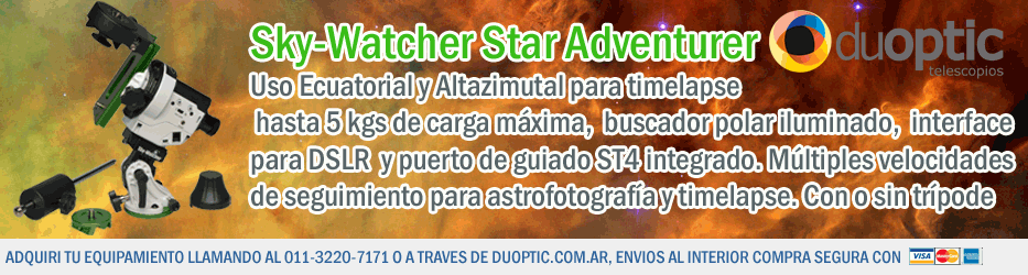 Sy-Watcher Star Adventurer